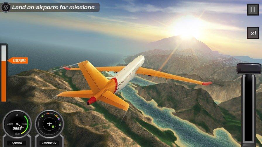 flight-pilot-simulator Melhores Jogos para Android da Semana #23 - 2015
