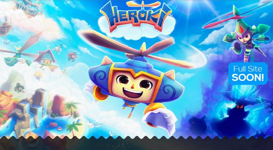 heroki-iphone-ipad Heroki: Trailer incrível do novo jogo da SEGA para iOS