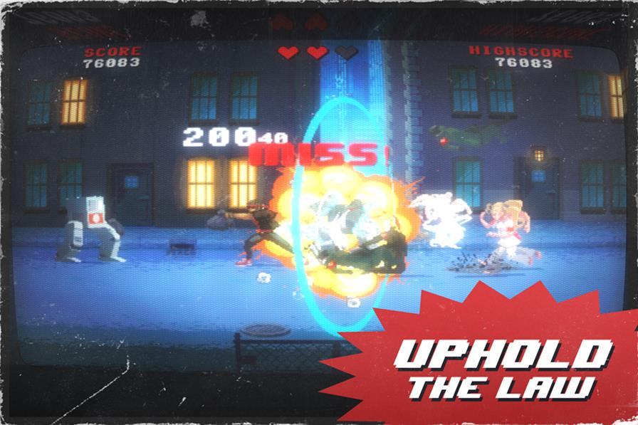 kung-fury-jogo-android Melhores Jogos para Android da Semana #21 -2015
