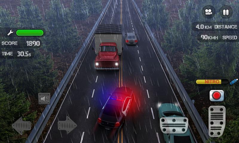 traffic-race-nitro-2 Race The Traffic e Nitro: desvie de carros e vacas nesse jogo para Android
