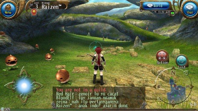 RPG-toram-android-ios Toram: Mais um RPG 3D Online impressionante para Android e iOS