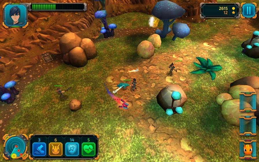 Slugterraneo-Android-ios Slugterrâneo ganha jogo 3D para Android e iOS! Baixe já!