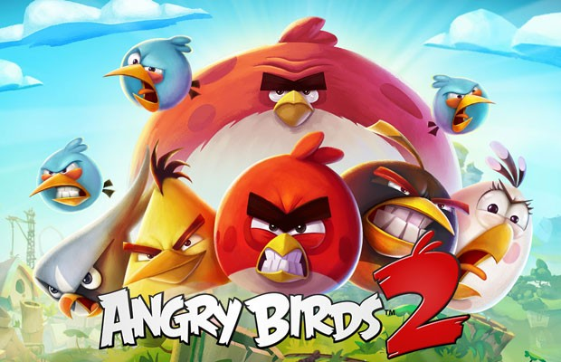 angry-bird2 Angry Birds 2: segundo game chega em julho
