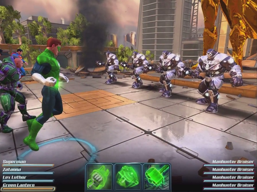 dc-comic-legends-1 DC Comic Legends: heróis e vilões unem forças em novo game para smartphones