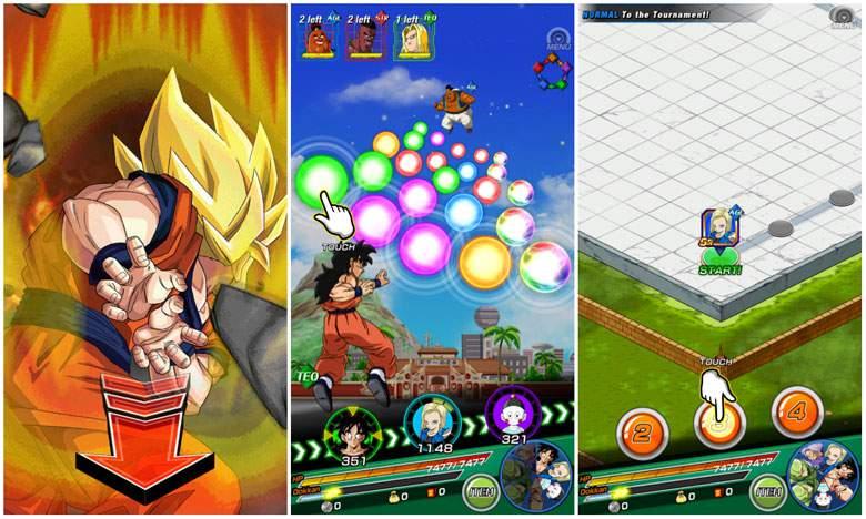dragon-ball-z-dokkan-battle-aa 12 Melhores Jogos de Dragon Ball Z para Android