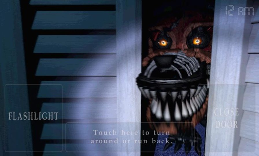 five-nights-at-freedy-4-1 Five Nights At Freddy's World: próximo jogo da franquia de terror será um RPG