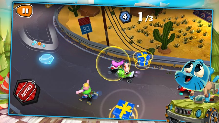 formula-cartoon-network-allstars-android-ios-1 Formula Cartoon All Stars é atualizado e vira jogo pago :(
