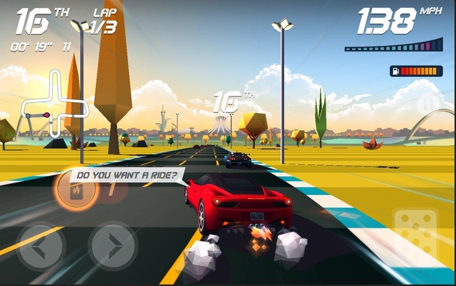 horizon-chase-top-gear Fã de Top Gear? Prepare o seu coração, Horizon Chase chega aos celulares em agosto