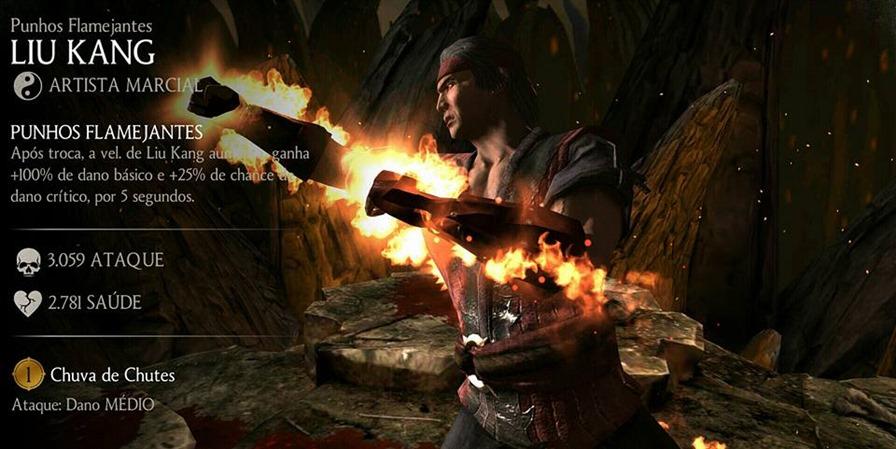 mortal-kombat-2 Mortal Kombat X: atualização traz Jax, Mileena e Liu Kang
