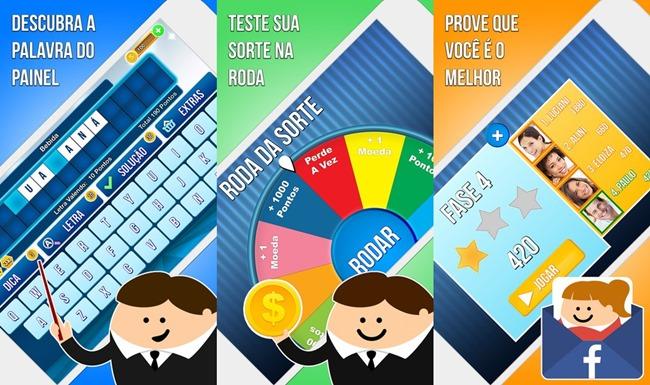 palavras-brasil 25 Melhores Jogos Grátis para iPhone e iPad - 1º Semestre de 2015