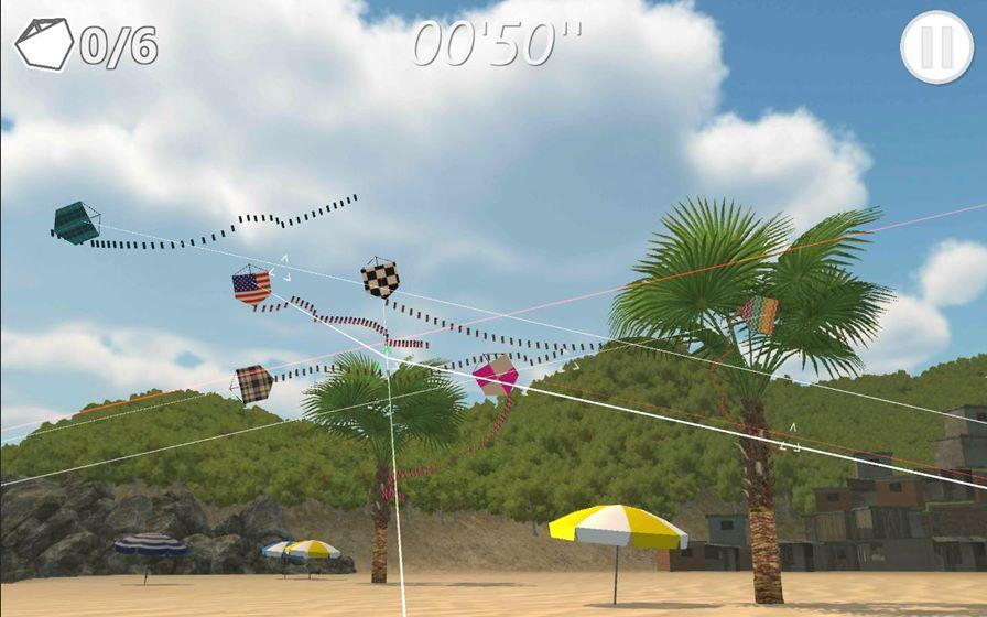real-kite-android Real Kite é um dos melhores jogos de Pipa para Android