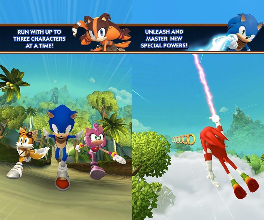 sonic-dash-2-sonic-boom Sonic Dash 2: Sonic Boom está em 'soft launch' e deve chegar em breve