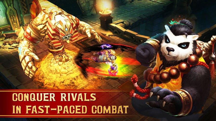 taichi-panda-2 Taichi Panda: RPG online para Android e iOS tem bons gráficos