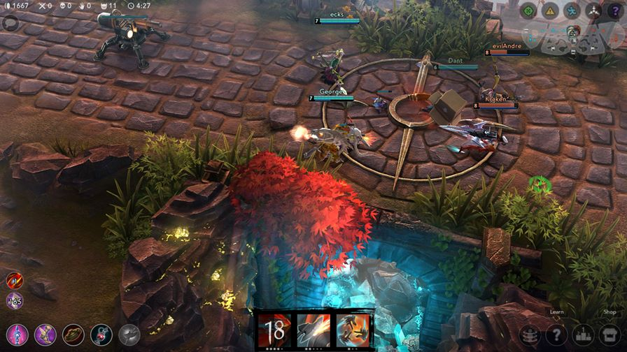 vainglory-android Vainglory: MOBA de sucesso no iOS é liberado para download no Android