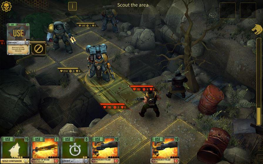 warhammer4k Melhores Jogos para Android da Semana # 26 – 2015