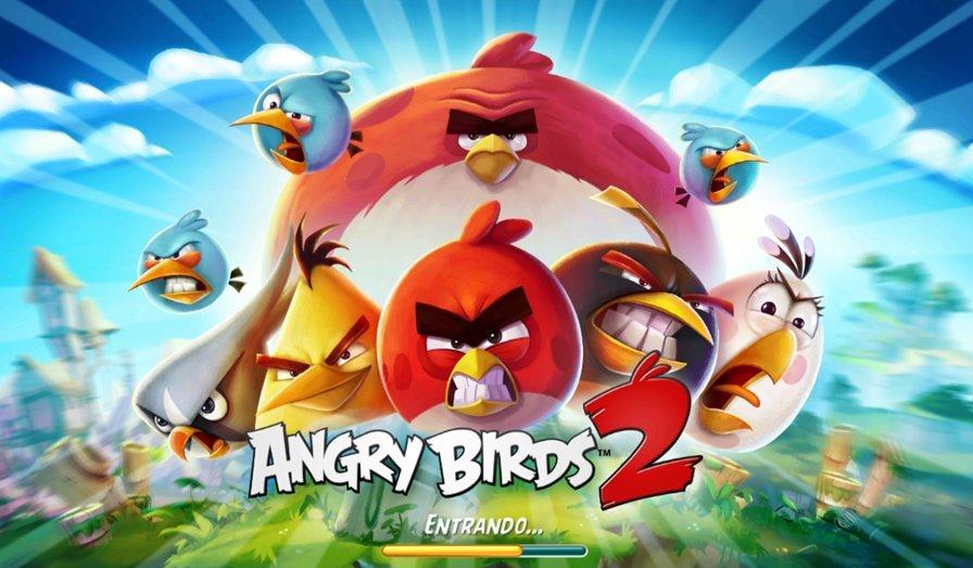 Angry-Birds-2 Angry Birds 2 agora conta com sistema de clãs