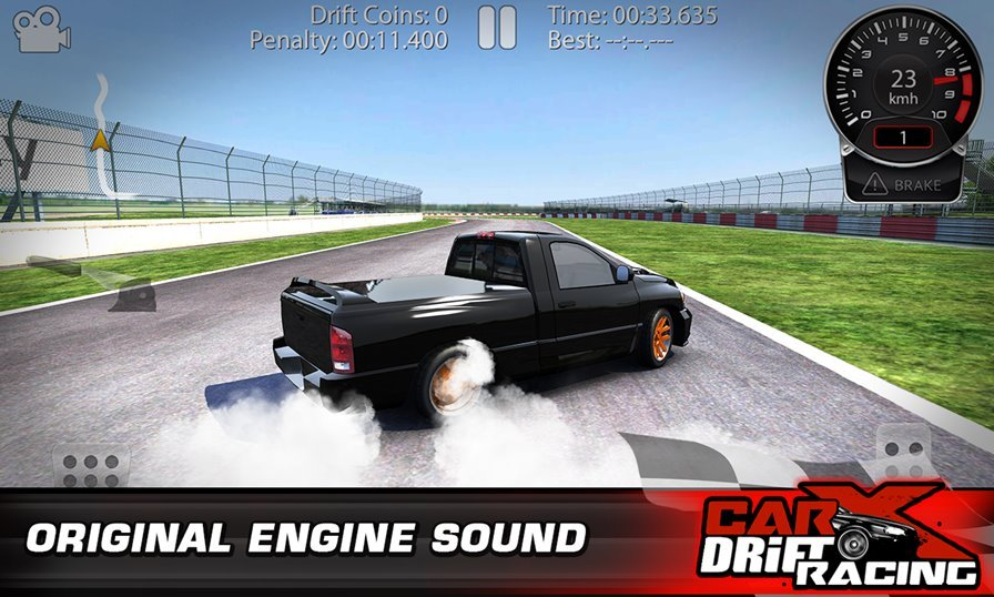 CarX-Drift-Racing Android: 25 Jogos Offline Para Baixar Grátis #3