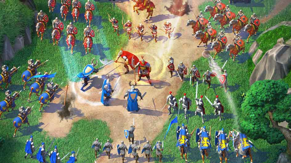 MarchOfEmpiresgameloft March of Empires: Novo jogo de estratégia da Gameloft (Android, Windows Phone e iOS)