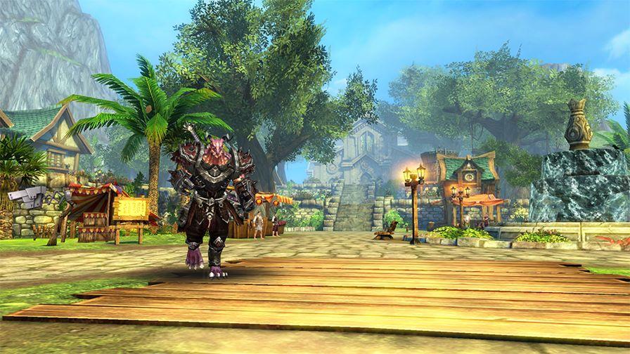 Order-Chaos-2-Redemption-Kratan-1 Order & Chaos 2: prévia mostra gráficos, raças e cenários de novo MMORPG (Android e iOS)