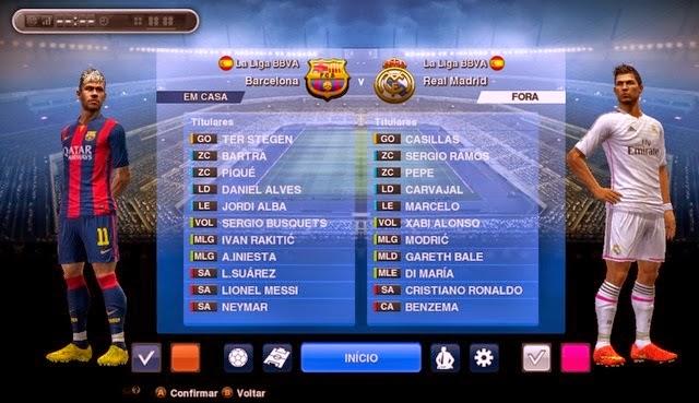 PES-2015-5 A triste realidade: O melhor jogo de futebol para Android é pirata