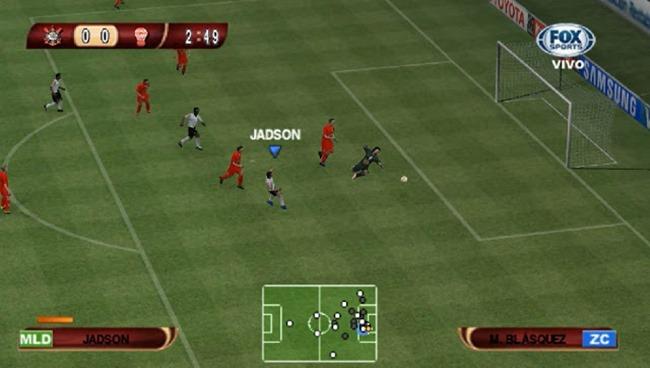 PES-2015-android-4 A triste realidade: O melhor jogo de futebol para Android é pirata