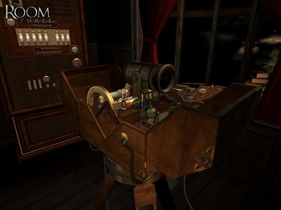 """The-Room-3-Android-Game-1 The Room 3 chega """"provavelmente"""" em outubro para Android, iOS e PC"""