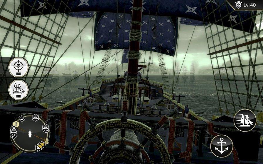 assassins-creed-pirates Android: 25 Jogos Offline Para Baixar Grátis #3