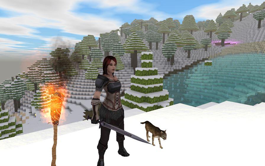 block-story Jogos de Minecraft: 10 games para Android parecidos ou inspirados no clássico