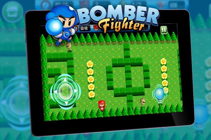 bomber-fighter-2015 Melhores Jogos para Android da Semana #30 - 2015