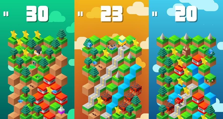 down-the-mountain 25 Melhores Jogos Offline Grátis para Android #4