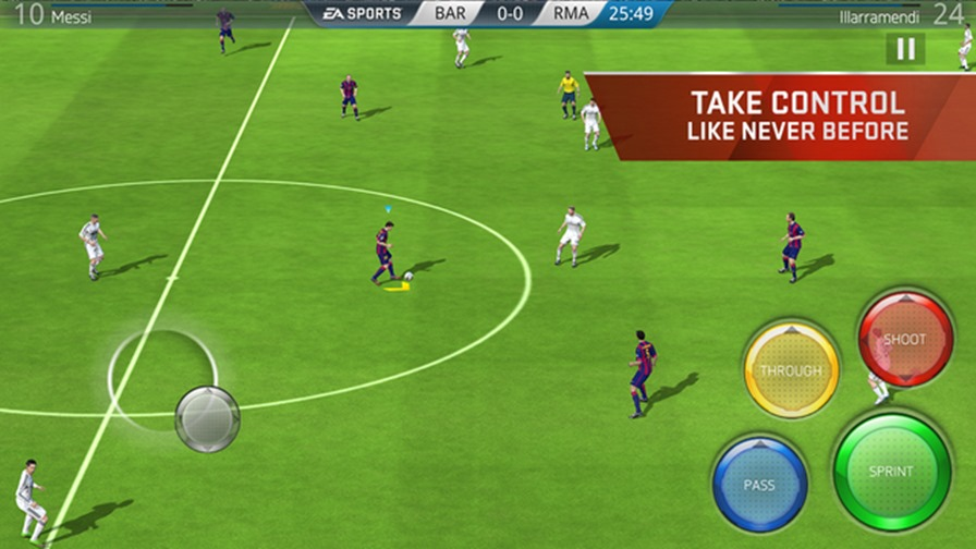 fifa-16-mobile-android-ios-1 FIFA Mobile (ex-FIFA 16) é lançado no iOS e requisitos mínimos impressionam