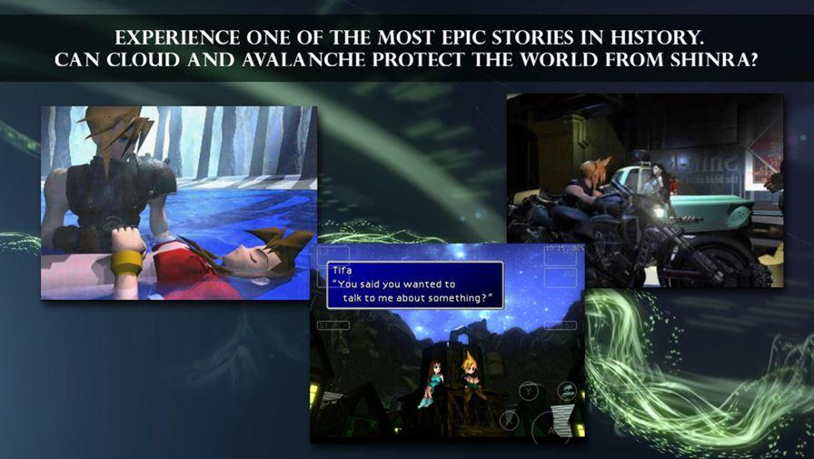 final-fantasy-7-iphone Melhores Jogos para Android da Semana #27 de 2016
