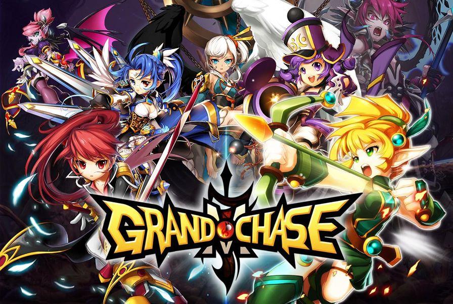 grand-chase-m-1 GrandChase retorna aos celulares em novo jogo dublado em português
