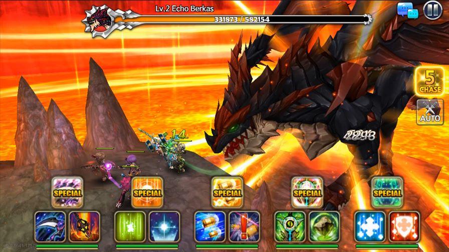 """grand-chase-m GrandChase chega ao Android e iOS, mas vira RPG """"semiautomático"""""""