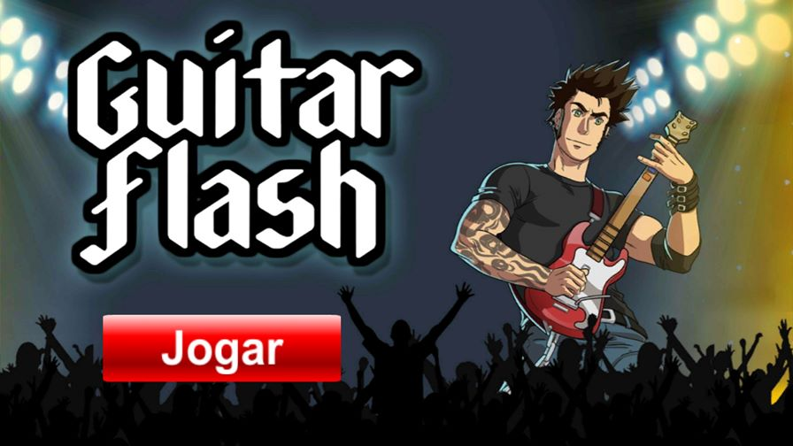 guitar-flash-android-1 Guitar Flash: Clone de Guitar Hero para Android traz bandas nacionais