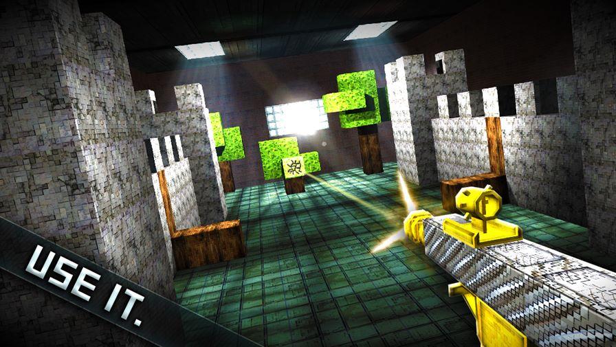 guncrafter Jogos de Minecraft: 10 games para Android parecidos ou inspirados no clássico