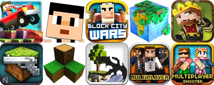melhores-jogos-android-minecraft-2015 Jogos de Minecraft: 10 games para Android parecidos ou inspirados no clássico