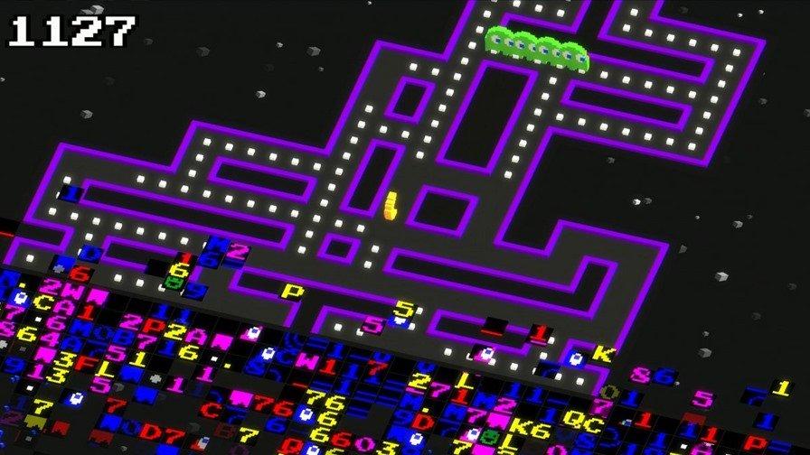 pac-man-256-android-ios Pac-Man 256 é um jogo para Android e iOS feito pelos criadores de Crossy Road