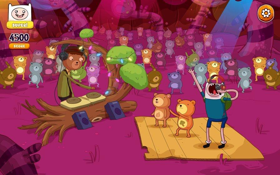 rockstars-of-ooo-hora-de-aventura-android-ios Rockstars de Ooo: Novo jogo de 'Hora de Aventura' chega de surpresa no Android e iOS