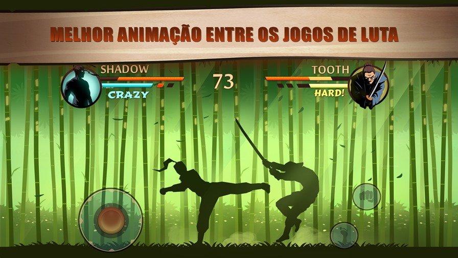 shadow-fight-2 25 Melhores Jogos de Luta OFFLINE para Android e iOS