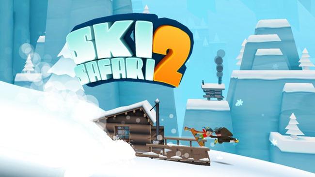 ski-safari-2 Melhores Jogos da semana para iPhone e iPad - 30-08-2015