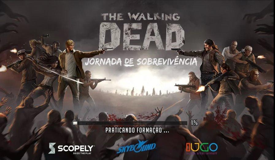 walking-dead-sobrevivencia-1 The Walking Dead vira jogo de estratégia para Android e iOS