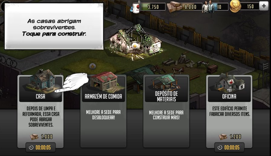 walking-dead-sobrevivencia1 Melhores Jogos para Android da Semana #30 - 2015