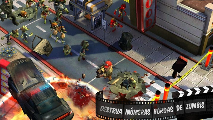 zombiewood Android: 25 Jogos Offline Para Baixar Grátis #3