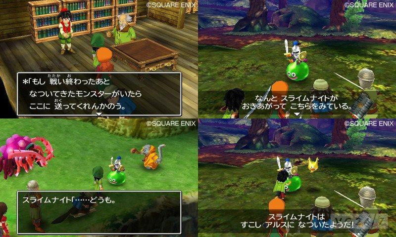 Dragon-Quest-7-3ds-3 Square Enix mostra lineup para TGS 2015 e inclui Dragon Quest 7