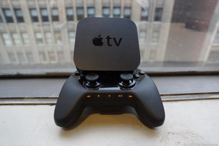 apple-gaming Chegou a hora da Apple TV focar em games?