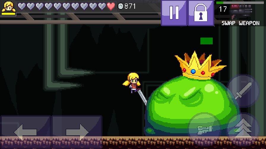 cally-caves-3-1 25 Melhores Jogos OFFLINE de Plataforma para Android e iOS