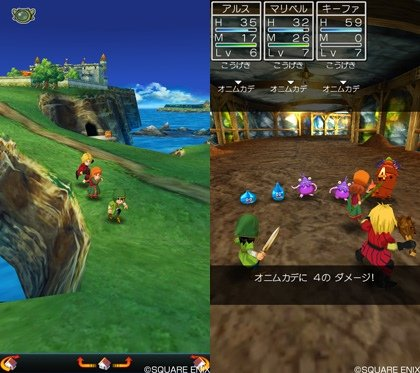 dragon-quest-7-android Square Enix mostra lineup para TGS 2015 e inclui Dragon Quest 7