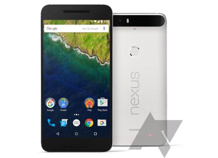 huaewei-nexus-6p Nexus 6P: Veja o preço e especificações do novo smartphone com Android 6.0 Marshmallow