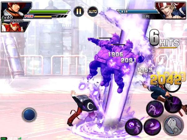 kof97online-android-ios-2 The King of Fighters '97 OL: novo Jogo chinês de KOF está disponível para Download no Android